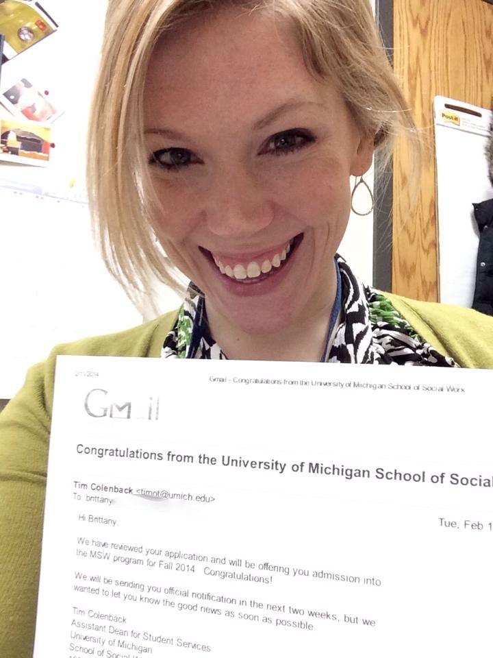 Waiting on Grad School     | Fostering Success Michigan